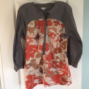 Fabulous Anthropologie blouse!